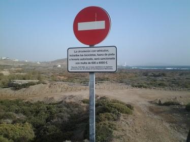 Cabildo de Medio Ambiente, Las Palmas