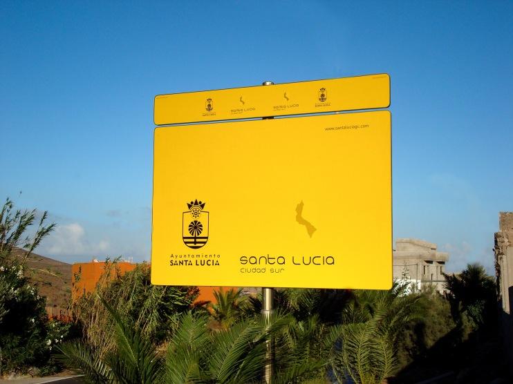 Santa Lucía..