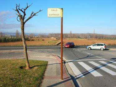Signos Viales en Villamediana 046